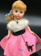 "New ListingMadame Alexander 8"" Doll ~ Exclusive Walt Disney ~ Bobbie Sox!"