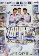Toppers in Concert 2012 (Gerard Joling, René Froger & Jeroen VD Boom) (2 DVD)