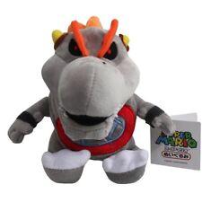 Super Mario Bros Baby Dry Bowser Bones Koopa Plush Doll Stuffed Toy 7 inch Gift