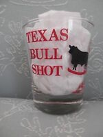 Black Angus Restaurants & Lounges, Texas Bull Shot, Home of the Angus Sour Glass