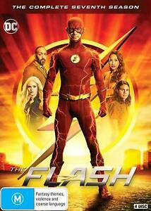 The FLASH : Season 7 : NEW DVD