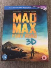 Mad Max: Fury Road [Blu-ray 3D], 5051892190114
