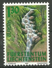 CEPT 2001/ Liechtenstein MiNr 1255 **