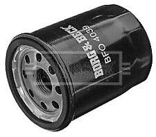Borg & Beck Oil Filter BFO4039 - BRAND NEW - GENUINE - 5 YEAR WARRANTY
