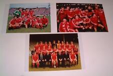 Aberdeen FC 1980's set of 3 photos