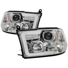 Spyder Auto 5084828 Projector Headlights For Dodge Ram 1500 09-16