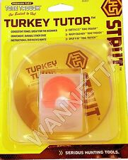 HS STRUT Turkey Tutor TONE THROUGH Hunt Mouth Calls Hunting with DVD NEW 05937