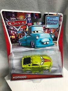 Disney Pixar Cars Komodo -  Tokyo Mater Series