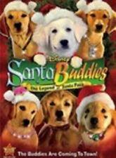 Santa Buddies: The Legend of Santa Paws (Blu-ray/DVD) New Blu-Ray Region B