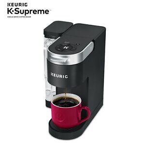 Keurig K-Supreme Coffee Maker - Black
