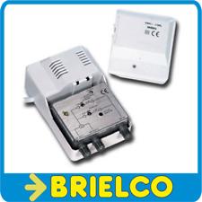 AMPLIFICADOR ANTENA TDT INTERIOR VHF UHF 40-862MHZ GANANCIA 24-27DB 220V BD6642