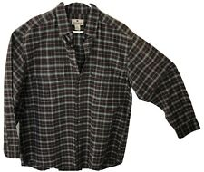 Mens Dark Loden Shirt by Woolrich Size large