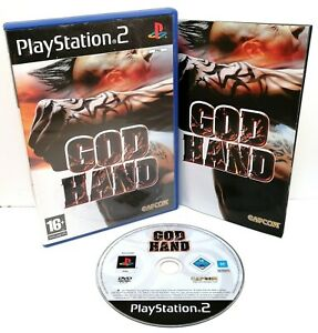 God Hand ~ Sony PlayStation 2 PS2 ~ Rare PAL Game *Excellent Complete*