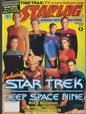 Starlog #187 - Star Trek Deep Space Nine exclusive issue