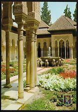 AD2751 Spain - Granada - Alhambra - Columnas Patio de los leones