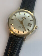 VINTAGE LONGINES GRAND PRIXE ADMIRAL AUTOMATIC GOLD FILLED 10K  Men's Watch