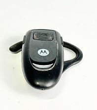 Motorola H350 Black Wireless Bluetooth Ear-Hook Single Earbud (In Ear) Headset