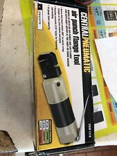 Central Pneumatic Air Punch Flange Tool with 360 Degree Rotating Head New