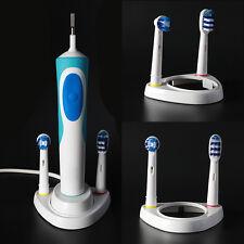 2 Stk Elektrische Zahnbürste D12D20D16D10 Ladegerät Stand Basis Stent Halter