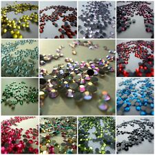 350 Hotfix Strasssteine, *freie Farbwahl*, SS16 - 3,8mm, Super Qualität