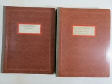 (2) Rare 1940's Chinese Art Auction Catalogs - Illustrated
