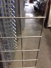 GALVANIZED STEEL MESH PANEL 2MTR X 1.2MTR - 50mm