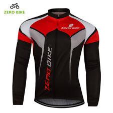 Men Cycling Jersey Ciclismo Bike Bicycle Long Sleeve Top Shirt Clothing  Zerobike 3c102a31e
