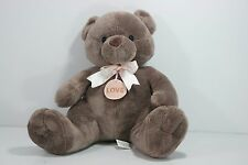 Plush Stuffed Love Bear Bean Bottom Soft Squishy Lovey Burton & Burton 15""