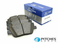 [58302-3MA30] Genuine Hyundai Brake Pad Set(Rear) Fits GENESIS K9 K900