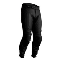 RST Axis CE Leather Jeans Motorbike Motorcycle Regular & Short Leg - Black