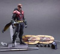 BatMan Action Figure Play Arts Kai Arkham Knight Robin Anime Movie Bat Man