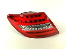 Mercedes Benz C Class W204 63 AMG Coupe Rear Left Side LED Taillight A2048205464