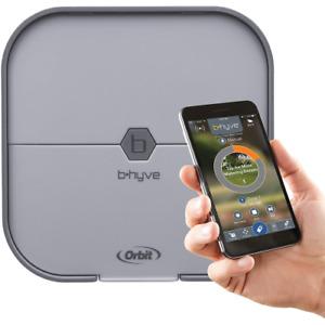 Orbit B-hyve 94915 - Programmatore da Interno Smart Wi-Fi a 4 Zone