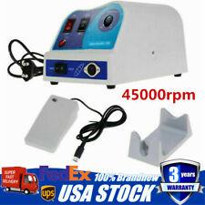 Shiyang Dental N8 Electric Micromotor Polishing Unit Lab 45000rpm Polisher Usa