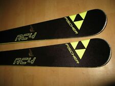 SKIS FISCHER RC4 WORLD CUP RC 170 cm ! ROCKER 2017 !