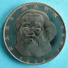 5 DM Gedenkmünze, Karl Marx
