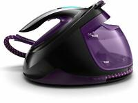 Philips GC9675/80 PerfectCare Elite Plus - Plancha golpe de vapor de 550 g/min,