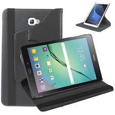 """360° Schutzhülle Tasche Case SCHWARZ für 9.7"""" Samsung Galaxy Tab A SM-T580/T585"""