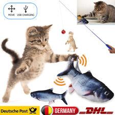 Flippity Moving Fish Cat Toy Elektrisches Fisch Katzenspielzeug Fischspielzeug