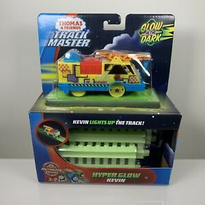 THOMAS & FRIENDS - TRACKMASTER - HYPER GLOW KEVIN - BRAND NEW - FREE SHIPPING