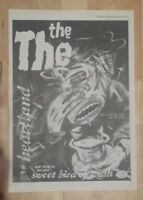 The The Heartland  1986 press advert Full page 28 x 39 cm mini poster B
