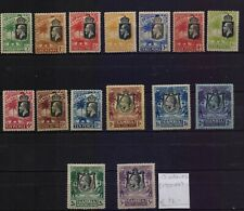 ! Gambia 1922-1927. Lot Of 15 Stamp. YT#. €81.00 !