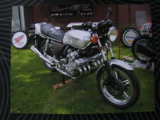 Photo Honda CBX 1000 6 cilinder Klassieker Motorrace Holten 2015