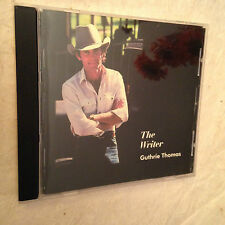GUTHRIE THOMAS CD THE WRITER TX 3002-2 TA 1990 COUNTRY