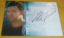 LOST SEASON 2 AUTOGRAPH CARD - JOSH RANDALL AS NATHAN A-21