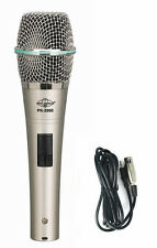Professional Condenser Microphone Luxury Metal Body Cardioid PK-2000