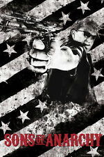 TV POSTER Sons of Anarchy Gun