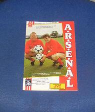 Arsenal -v- Hull City 1988-1989