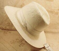 Jennifer Lopez JLo Collection White Fedora Hat