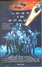 LOST IN SPACE  VHS UNIVERSUM VIDEO